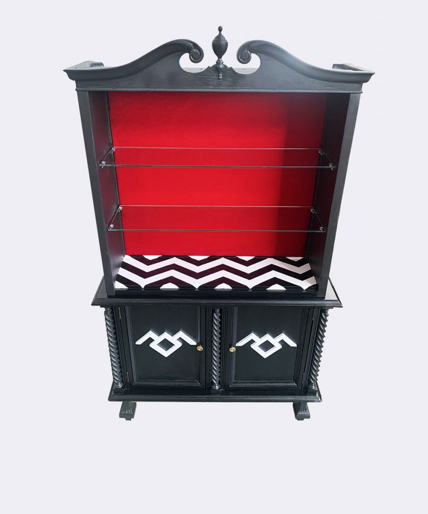 twin peaks alacena mueble diseño david lynch