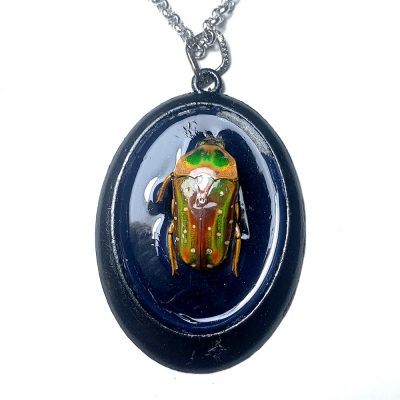camafeo escarabajo